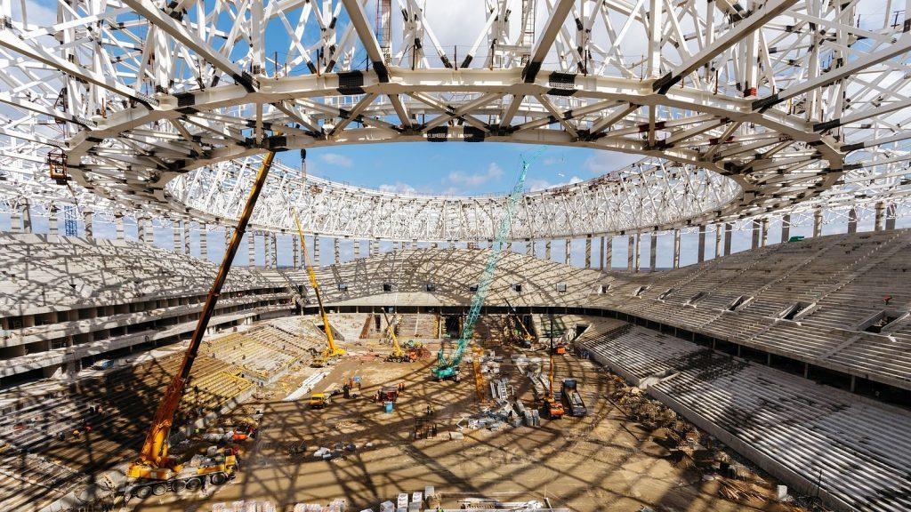 Стадионы ЧМ-2018 в России